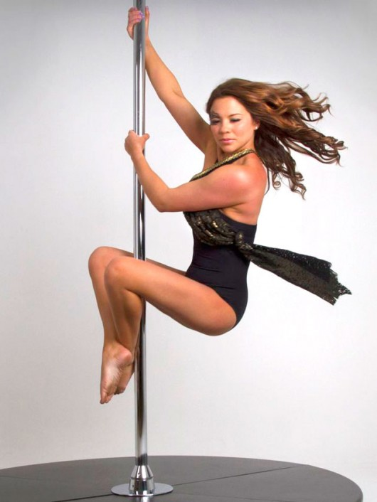 Fireman Spin Pole move