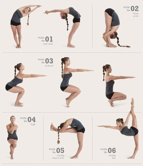 flexibility exercises - photo #19