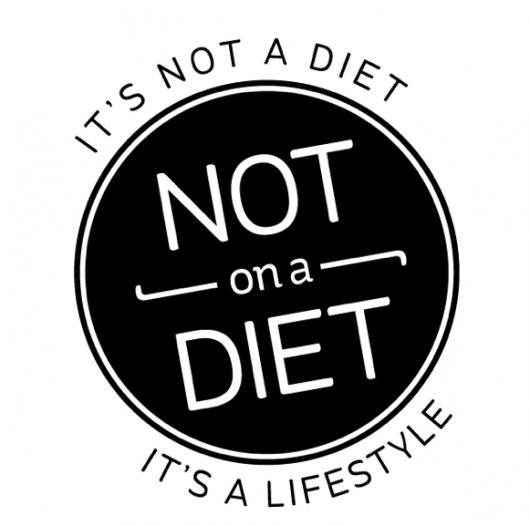 Not On A Diet