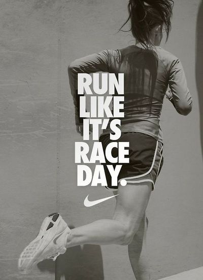 Run Like It's Race Day