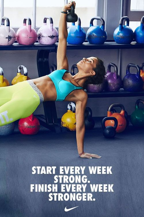 Become Stronger Every Week