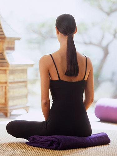 Good Back Posture
