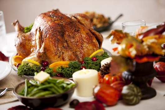 5 Ways to Make Your Thanksgiving Dinner Healthier