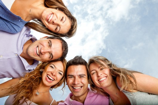 Six Healthy Reasons to Laugh Today