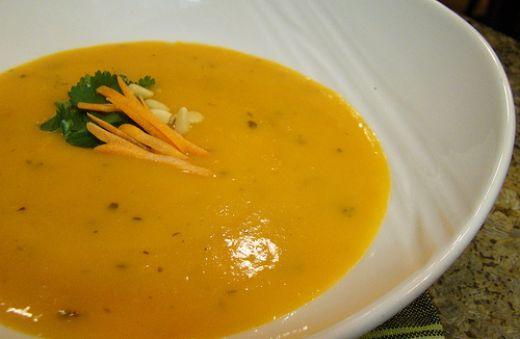 Light Cream Soup