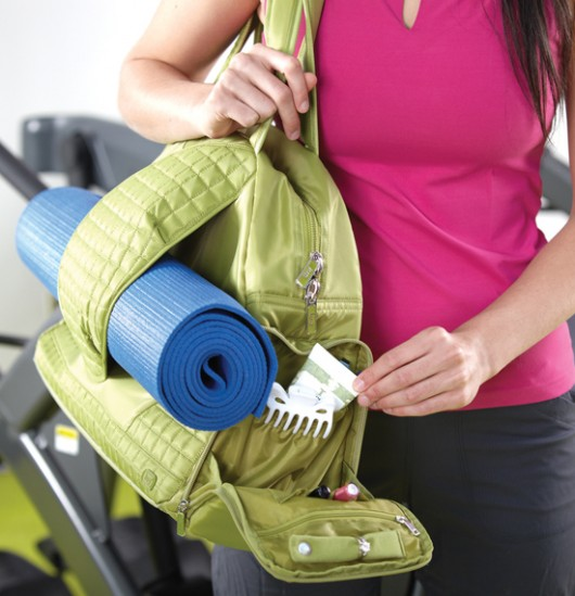 Lug Cartwheel Fitness:Overnight Bag