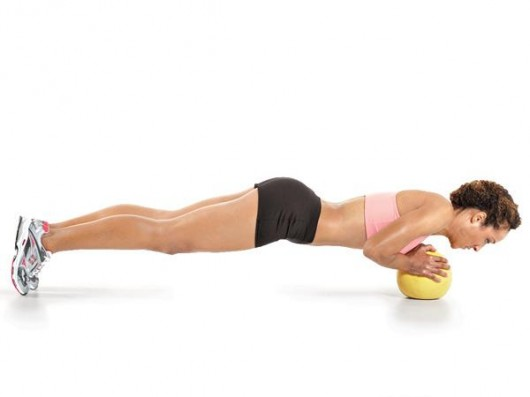10-Minute Power Plank Workout for Abs of Steel