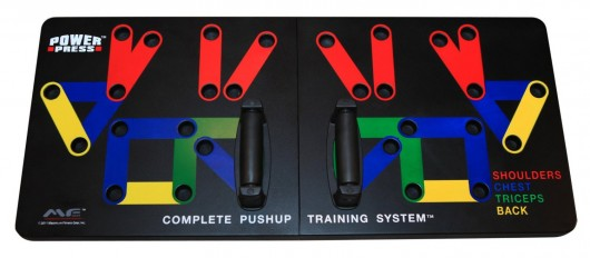 Power Press Push Up System