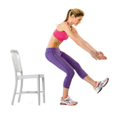Get Fit Where You Sit with this 10-Minute Chair Workout - Top.me