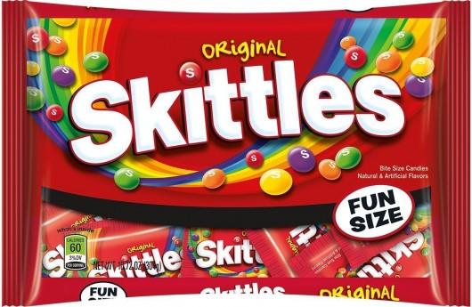 Skittles Fun Size Pack