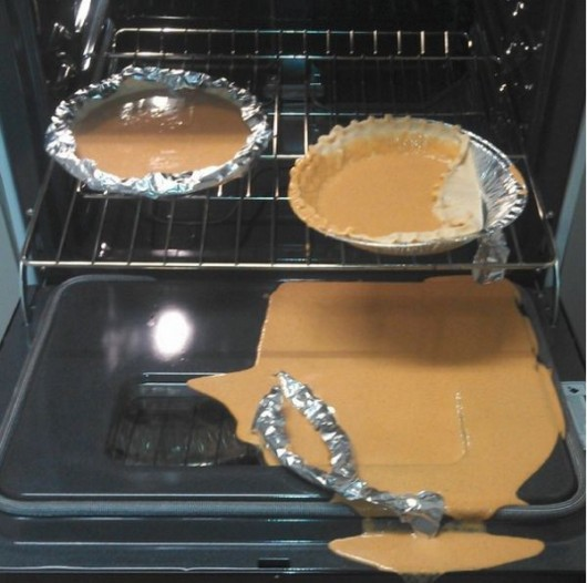 11 Epic Thanksgiving Fails How Not To Cook Your Turkey