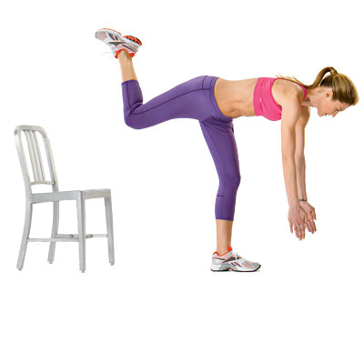 Tipping Split-Squat