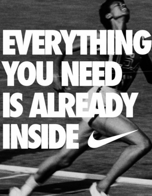 Everything You Need Is Already Inside