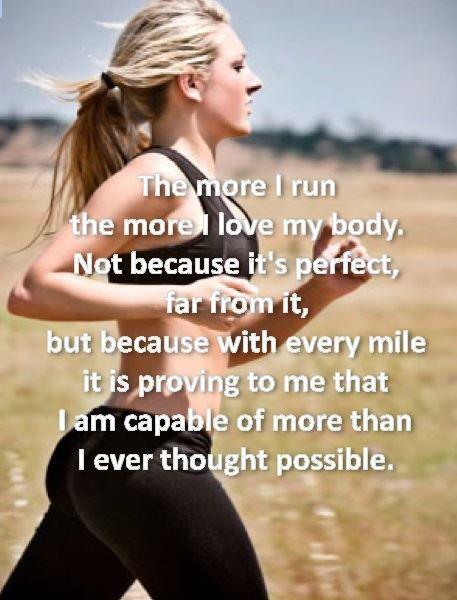 I am capable of far more than I ever thought possible!