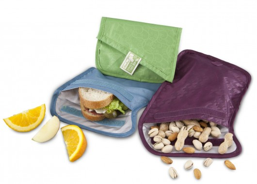 Baggies Snack and Sandwich Reusable Bags