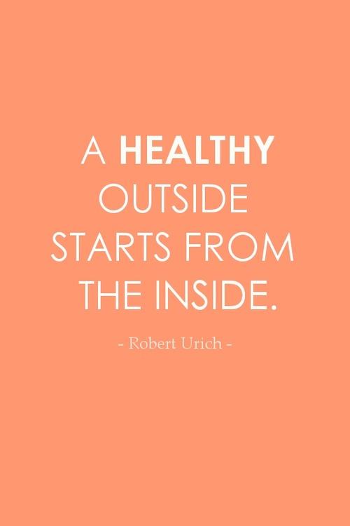Be Healthy Inside