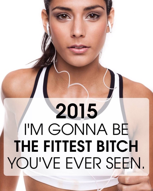 Be the Fittest
