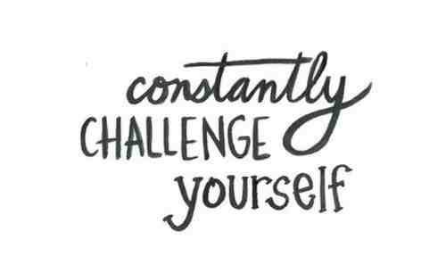 Challenge Yourslf
