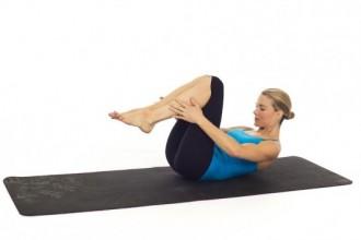 Double-Leg-Stretch