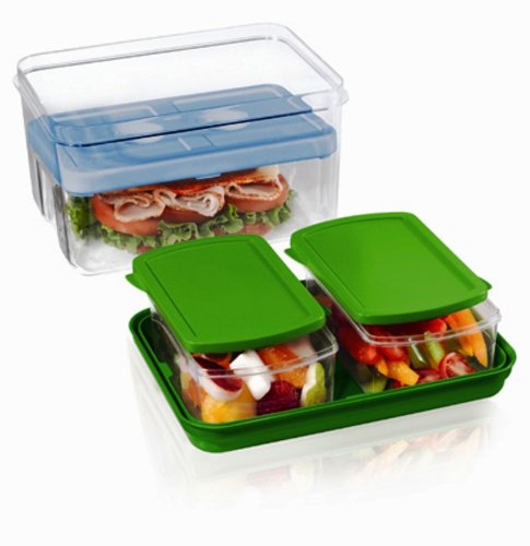 Fit & Fresh Lunch Containers