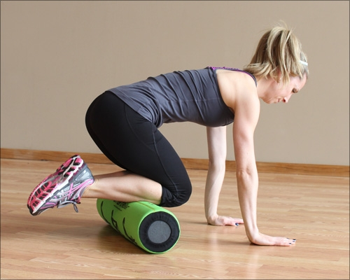 Foam Roller Exercises for Shin Splints