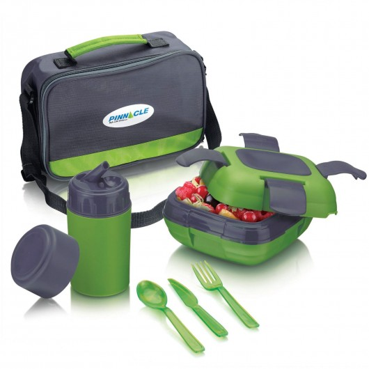 Fresh 'N' Go Pinnacle Leakproof Thermo Lunch