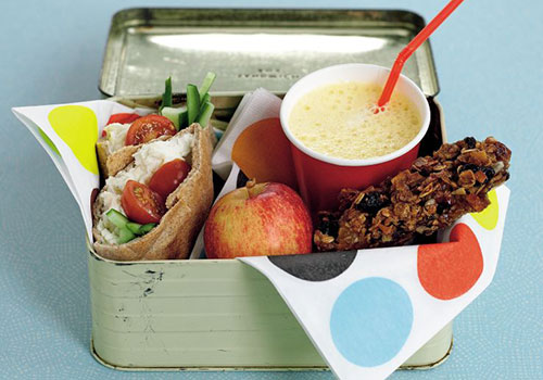 9 Easy, Healthy Lunch Box Recipe Ideas
