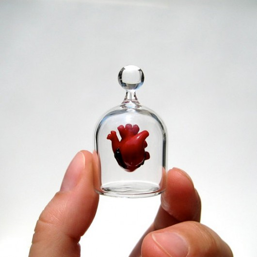 Heart in Glass