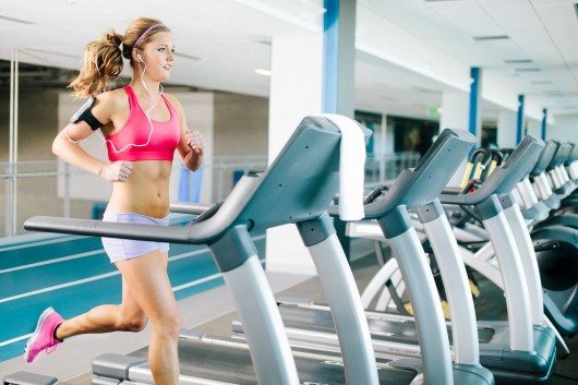 Hiit Sprints on Treadmill