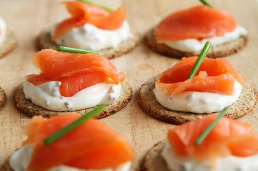 Holiday Healthy Appetizer