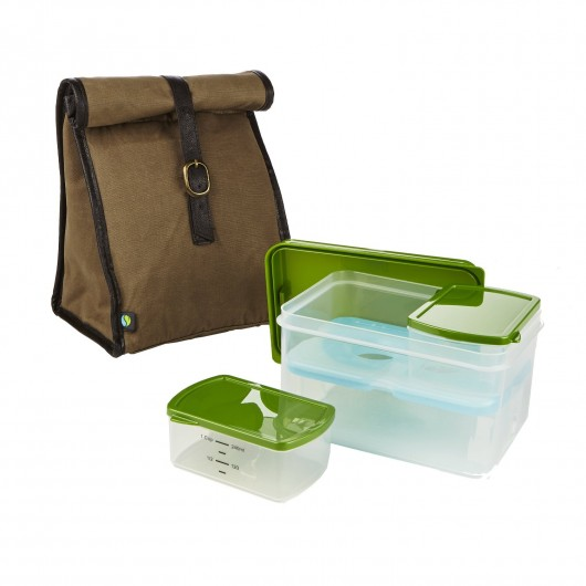 Lunch Man Box