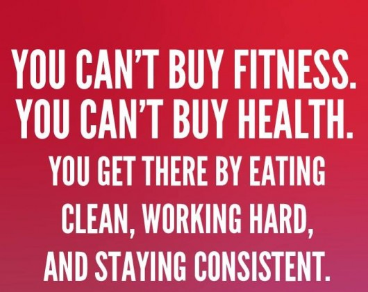 You Can't Buy Health