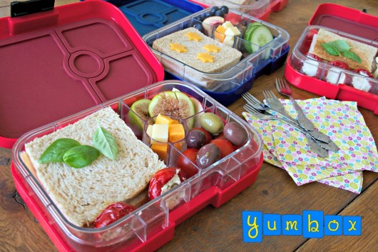 Yumbox Lunch Box