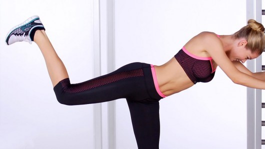 Victoria's Secret Workout: Doutzen Kroes' Butt Workout