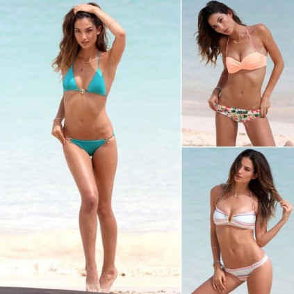 Victoria's Secret Workouts: Lily Aldridge's Killer Abs Workout