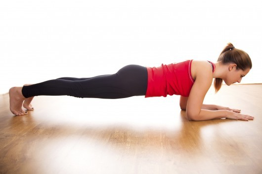 Join the 30 Day Plank Challenge for a Sexy, Tight Core