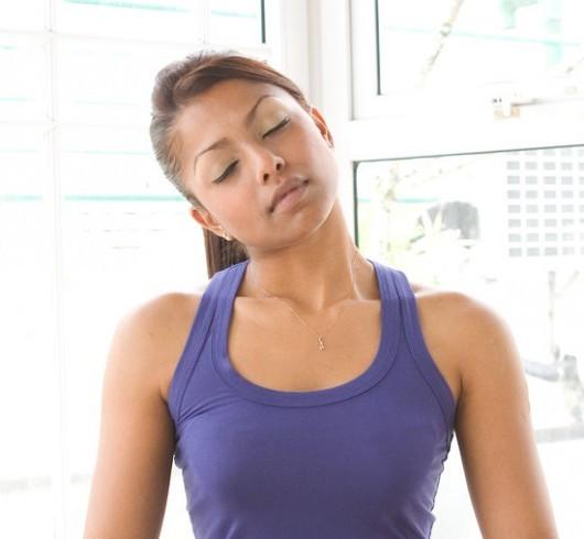 Shoulder and Neck Stretch