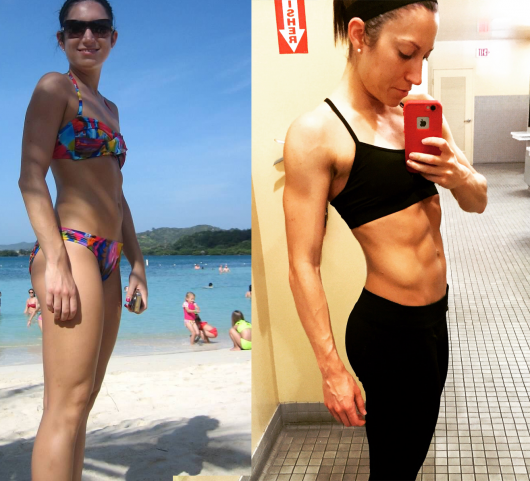 Letting Go of Ana: How I Overcame Anorexia Through Bodybuilding