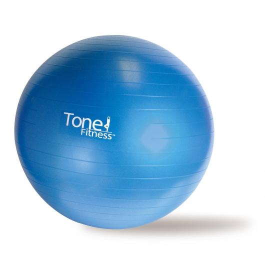 Balance Ball Walmart: Tone Fitness Stability Ball Review