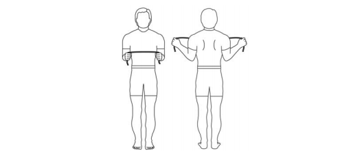 retracting scapula overhead press