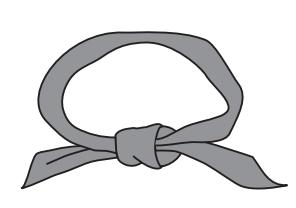 Resistance Band Short Loop