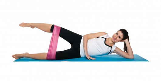 Full Body Resistance Band Workout To Tone Up Anywhere Top Me