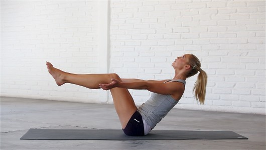 15-Minute Yoga Abs Workout for a Killer Core (with Video)