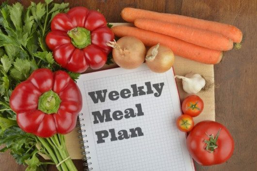 Plan Your Meal Smart. 5 Tips for an Easy Week Planning