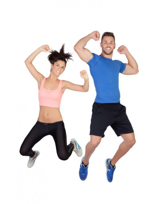 Be Inspired with This Partner Workout