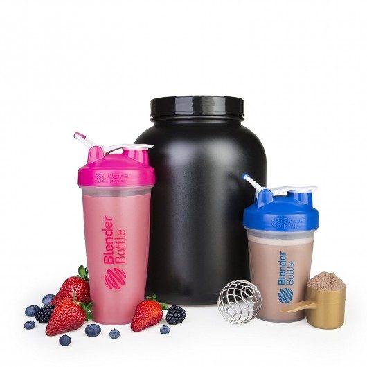 Blender Bottle - a versatile fitness shaker