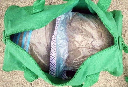 D.I.Y Sandbag