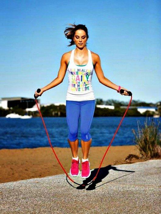 Jump-Rope-Woman
