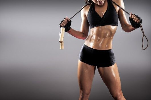 Switch on Your Fat Burning Mode With a 10 Minute Jump Rope HIIT Workout