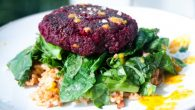 Beetroot Burger
